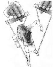 puppetstrings